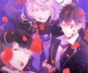 gif, diabolik lovers, and carla tsukinami image