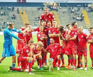 football, bayern munich, and 2018 image
