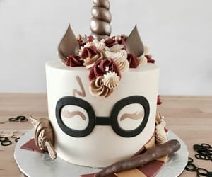 harrypotter, unicorn, and cakelover image