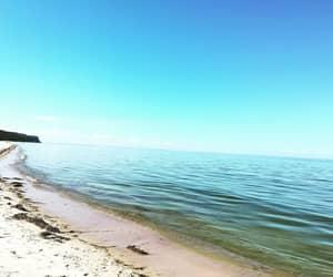 blue, holidays, and sea image