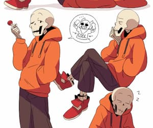 gif, papyrus, and underswap image