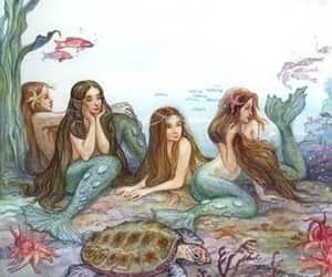 article, mermaid, and mermaid tag image