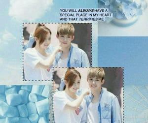 blue, kpop, and seungcheol image