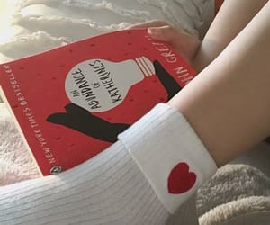 aesthetic, book, and novel image