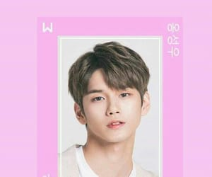 wallpaper, ong seongwoo, and lock screen image
