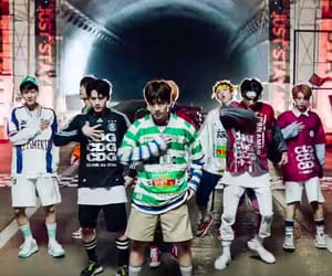 fashion, music, and hyunjin image