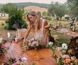 flowers and olive cooke image