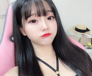 asia, cute girl, and kfashion image
