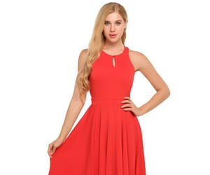 dress, style, and summer look image