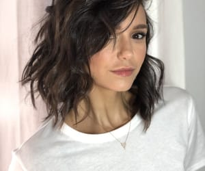 beauty, actress, and Nina Dobrev image