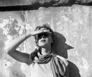 woman, 1952, and rome image