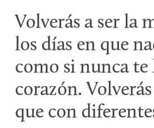 amor, frases, and volver image
