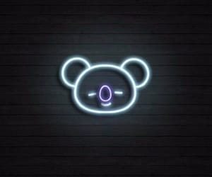 wallpaper, bts, and koya image