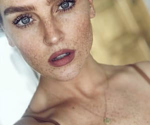 perrie edwards, freckles, and little mix image