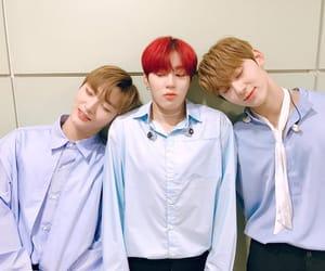 jisung, jinyoung, and wanna one image