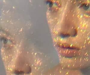 aesthetic, glitter, and alternative image