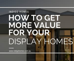 quality homes, home builders brisbane, and display home brisbane image