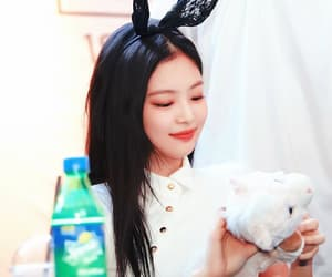 idol, black pink, and korea girl image