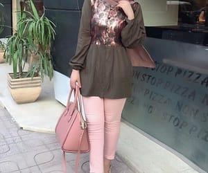 fashion, inspiration, and hijabista image