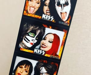 kiss, halestorm, and nyd image