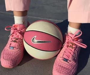 aesthetic, fashion, and Basketball image