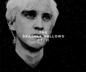 draco malfoy, harry potter, and gif image
