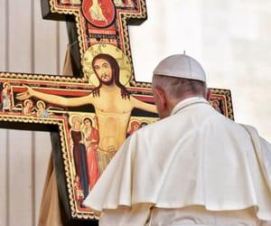 Catholic, pope, and rome image