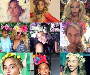 b, queenb, and yonce image