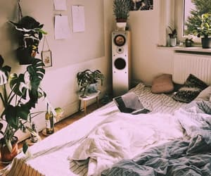 aesthetic, art, and bedrooms image