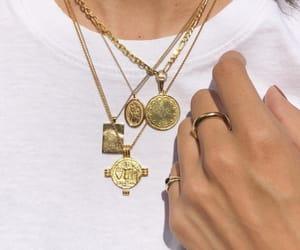 bag, gold, and inspiration image