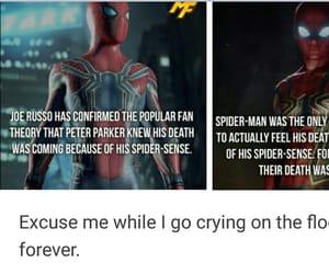 Marvel, spiderman, and tumblr image