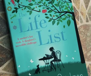book, the life list, and lori nelson spielman image