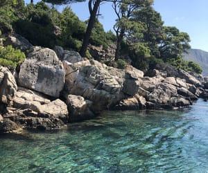 Croatia, dubrovnik, and sea image