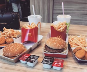 bbq, ketchup, and mc donalds image