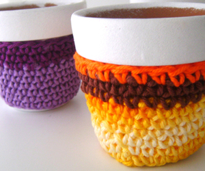 color, craft, and crochet image