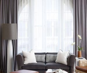 window curtains, living room curtains, and blackout curtains image