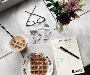 aesthetic, breakfast, and cafe image