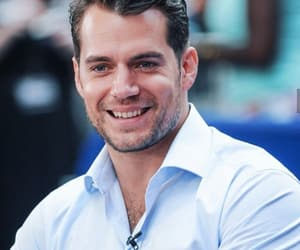 actor, handsome, and Henry Cavill image