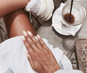 nails, fashion, and chic image