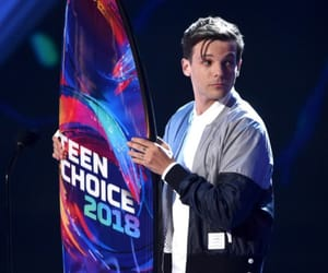 louis tomlinson, one direction, and teen choice awards image