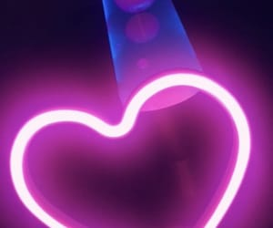 blue, lava lamp, and neon pink image