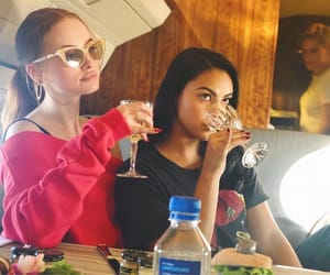madelaine petsch, riverdale, and camila mendes image