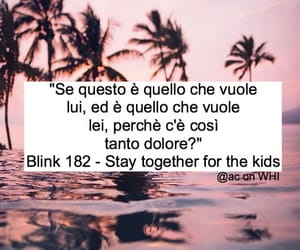 blink 182, frasi, and citazioni image
