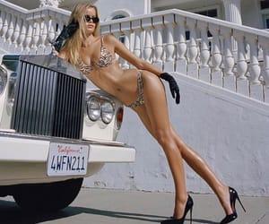 beautiful girl, beauty, and bikini image