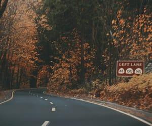 adventure, autumn, and car image