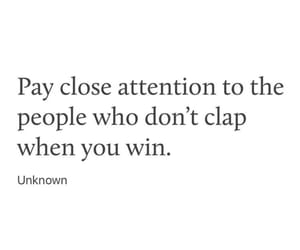 advice, attention, and clap image