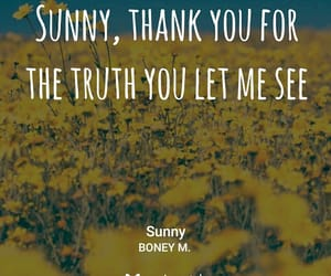 Lyrics, Sunny, and old song image