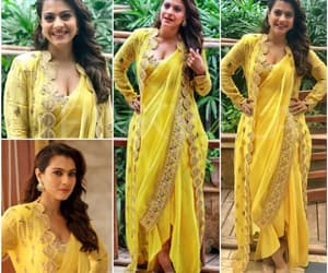 kajol, bollywood outfits, and helicopter eela image