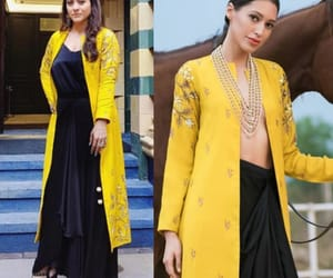 helicopter eela, kajol, and bollywood outfits image