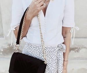 bag, style, and dress image